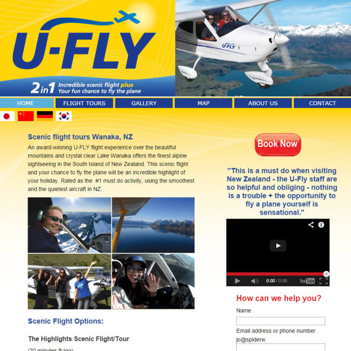 U-Fly Wanaka