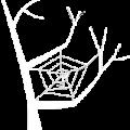 SpiderWebDesignWanakaLogotranswhite